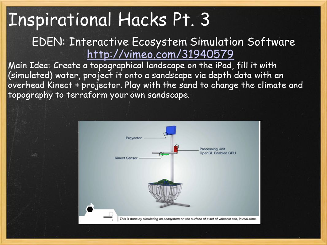 Kinect H4x Gesture Recognition and Playback Tools (+Inspiration