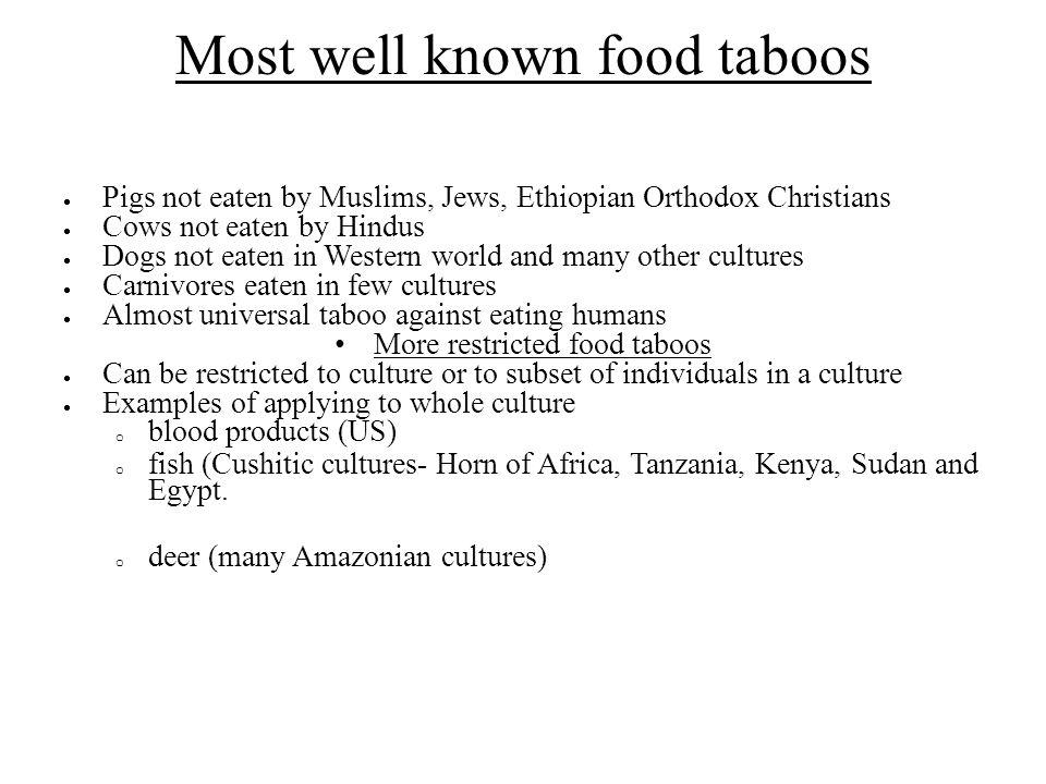 food taboos and preferences ch 4 key 2 food preferences food