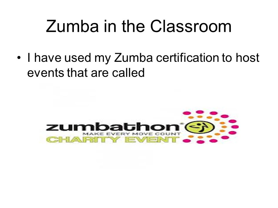 Groove It Shake It Learn It Zumba Fitness In The Music Classroom
