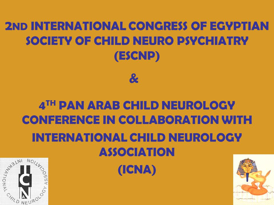 2 ND INTERNATIONAL CONGRESS OF EGYPTIAN SOCIETY OF CHILD