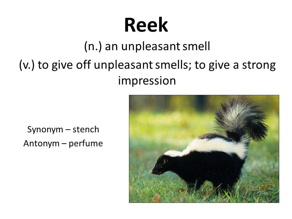 unpleasant synonym