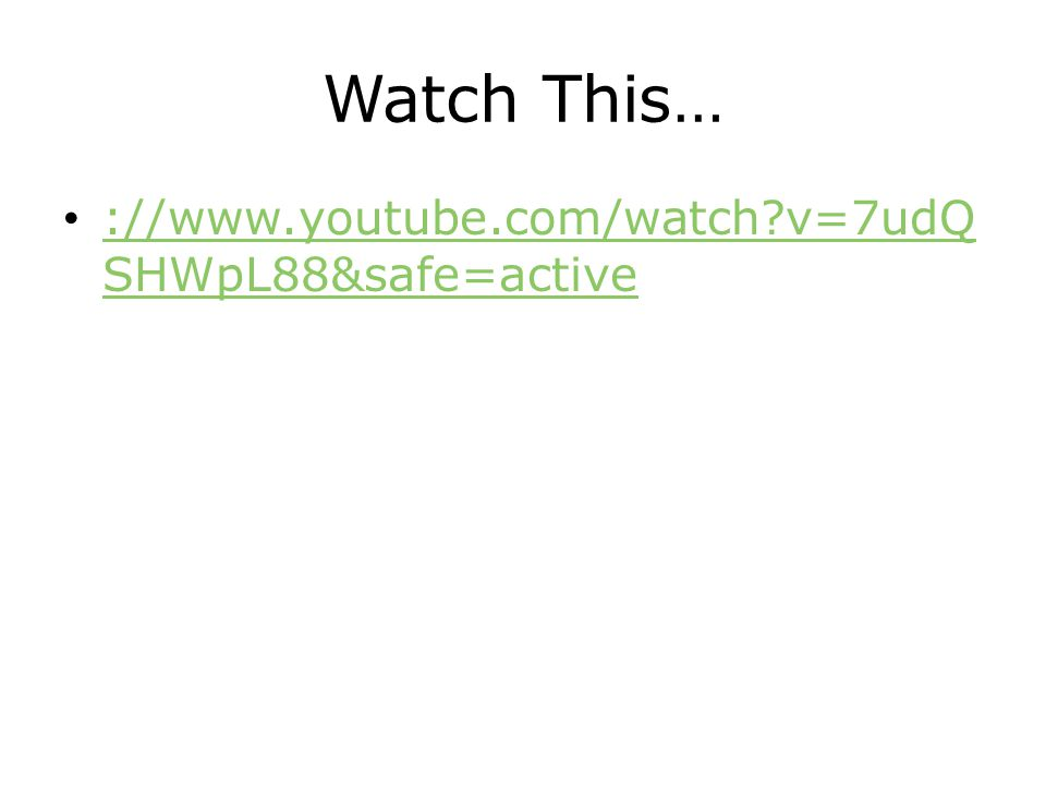 Watch This… ://  v=7udQ SHWpL88&safe=active ://  v=7udQ SHWpL88&safe=active