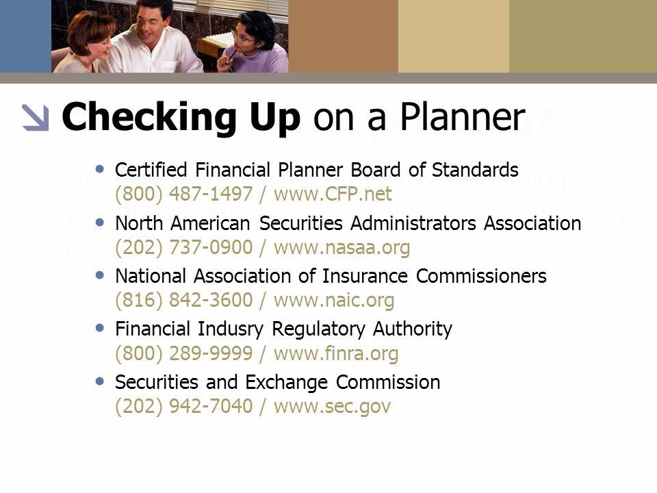 Financial Planning Presented By Christian Koch Cfp 101 Cfp