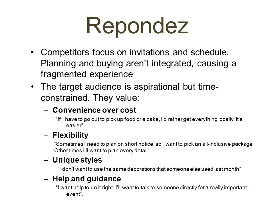 repondez online party planning for aspiring entertainers ages style