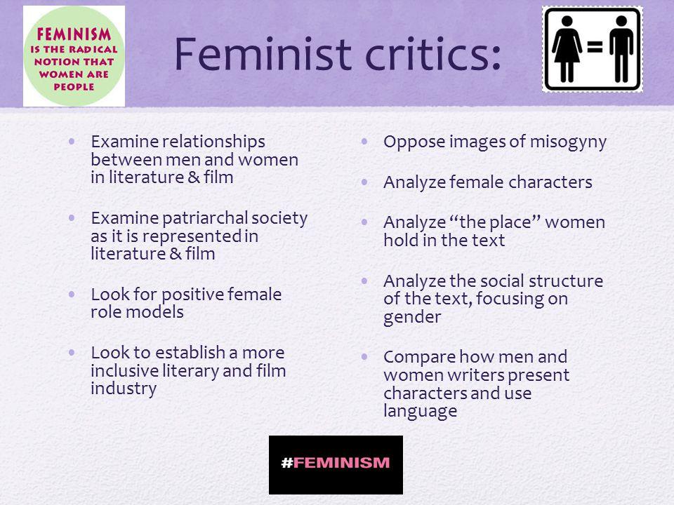 feminism in film industry
