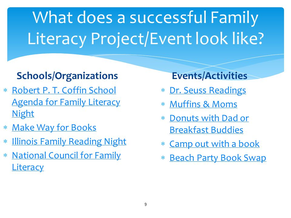 Family Literacy And Community Engagement 1 Betty Wells Brown Ph D