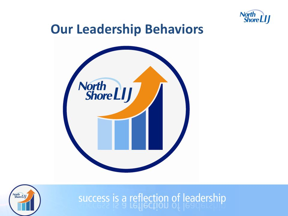 Our Leadership Behaviors