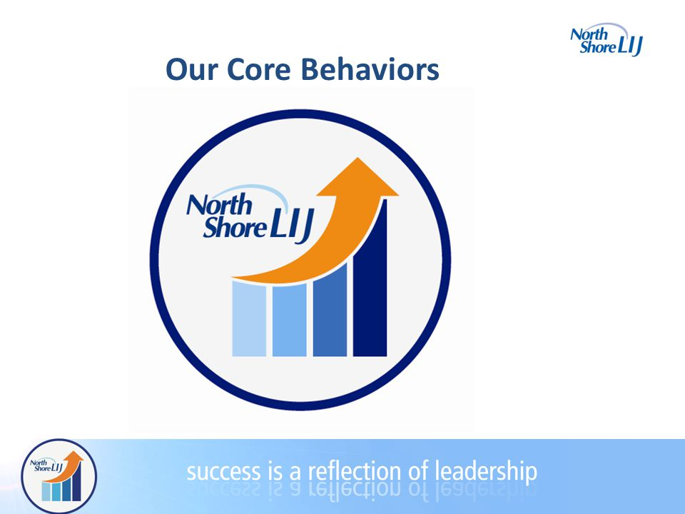 Our Core Behaviors