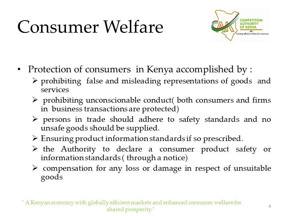 The Fifth Annual African Consumer Protection Dialogue