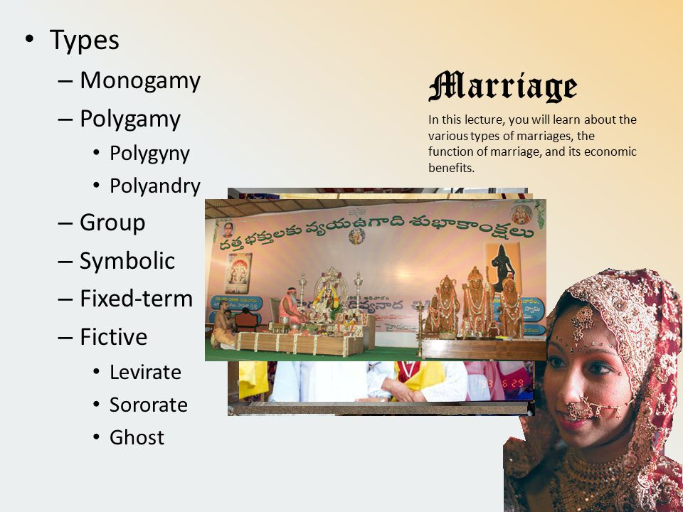 levirate marriage polygamy