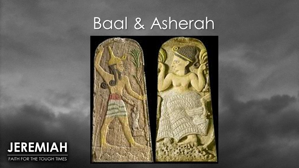 Image result for baal and asherah