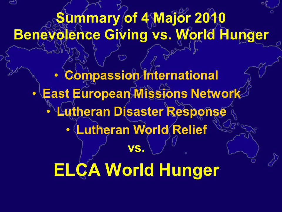 on compassion summary