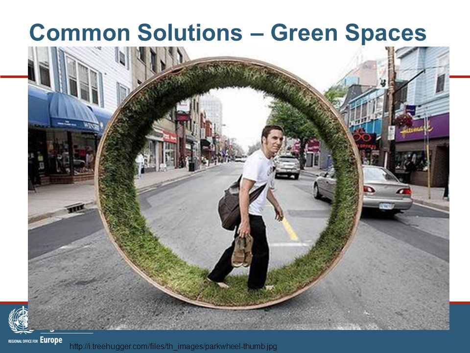 Common Solutions – Green Spaces