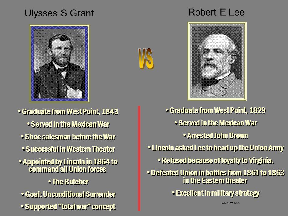 grant vs lee