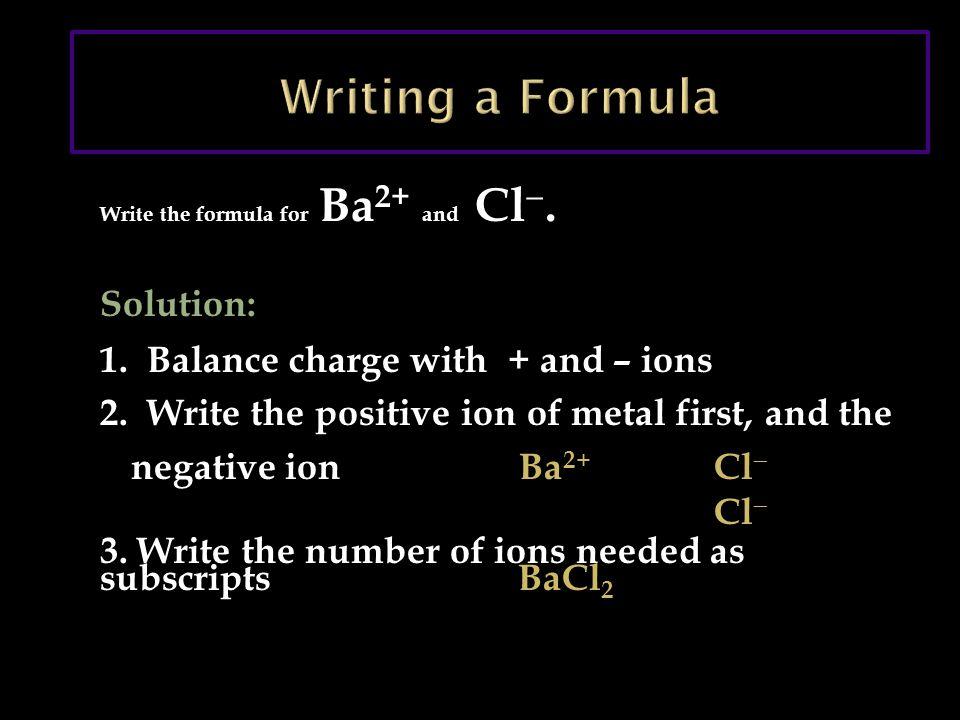 Nomenclature Po 4 3 Phosphate Ion C 2 H 3 O 2 Acetate Ion Hc 2 H