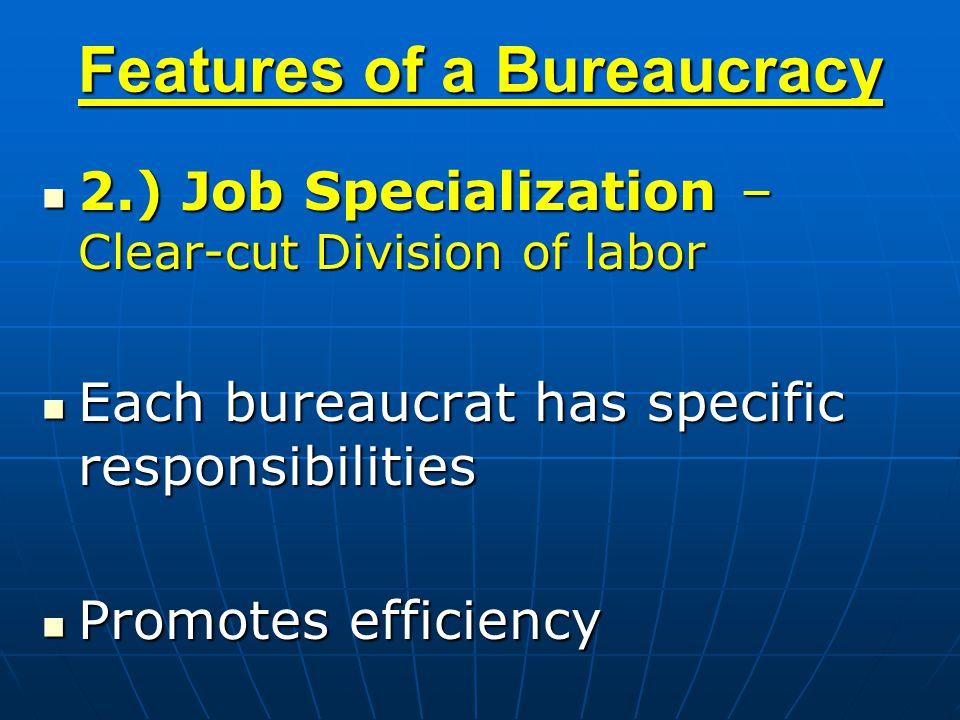 examples of bureaucracy in everyday life
