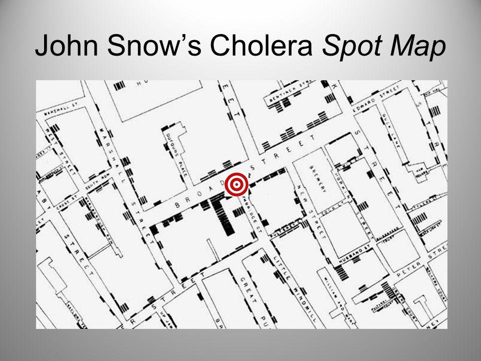 Fermentation Test Phenol Red John Snows Cholera Spot Map