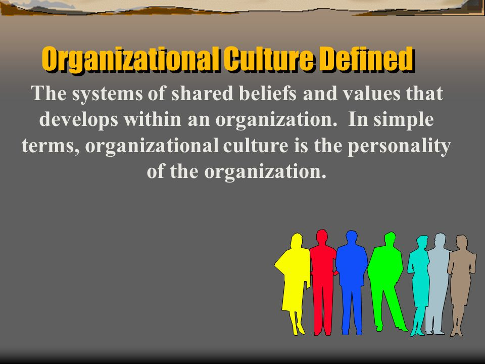 organizational culture the smartest guys of the Enron: the smartest guys in the room (photo credit: wikipedia)  the key to creating a just and ethical corporate culture is to breed fair and lasting.