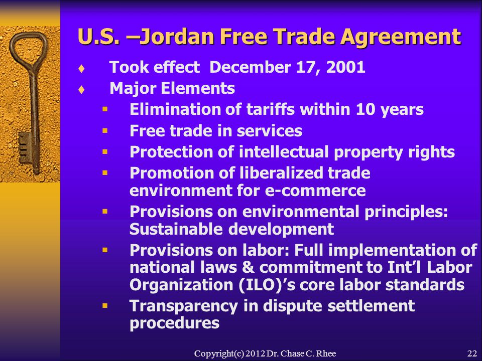 1 Chapter V Free Trade Agreements European Free Trade Agreements
