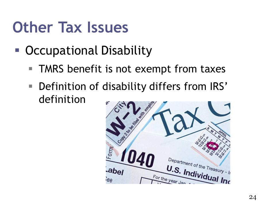 definition of disabled for irs