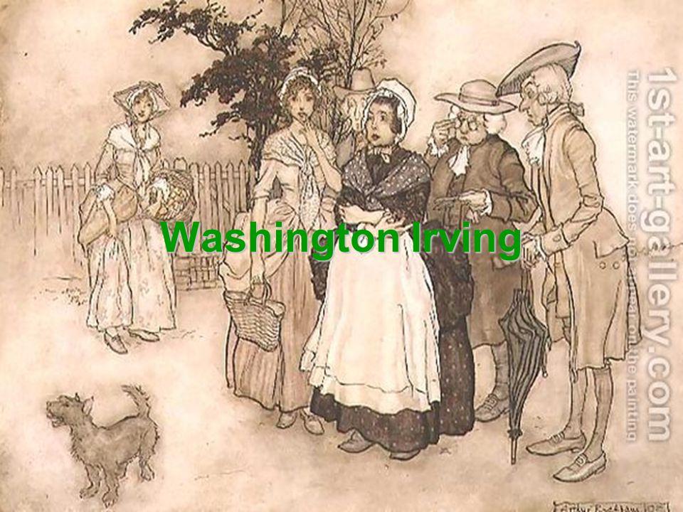 washington irvings short stories