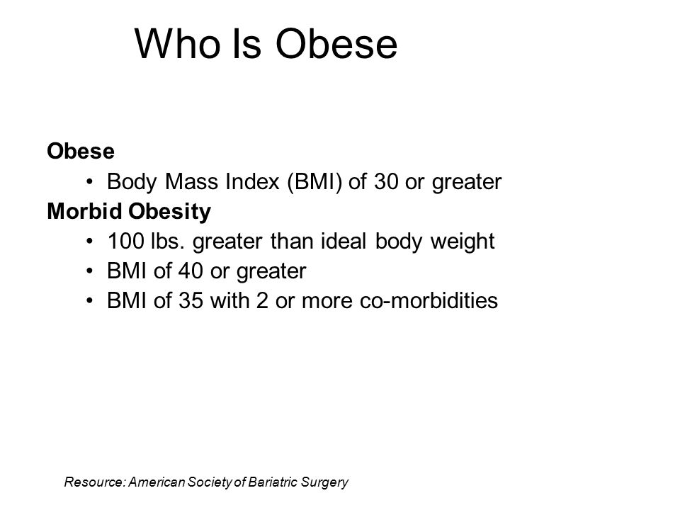 A life-long, progressive, life threatening, costly, genetically-related, multi-factorial disease of excess fat storage.