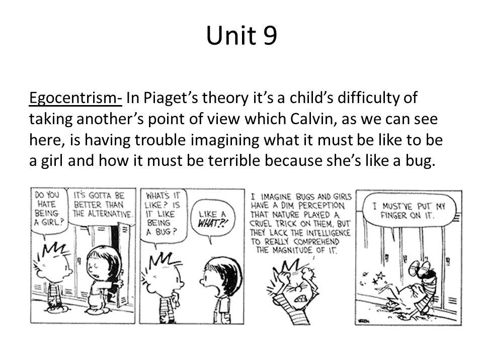 pre operational psychology