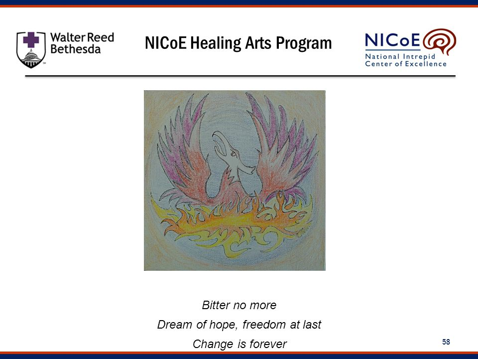 COMPLEMENTARY AND ALTERNATIVE THERAPIES NICOE' S APPROACH TO