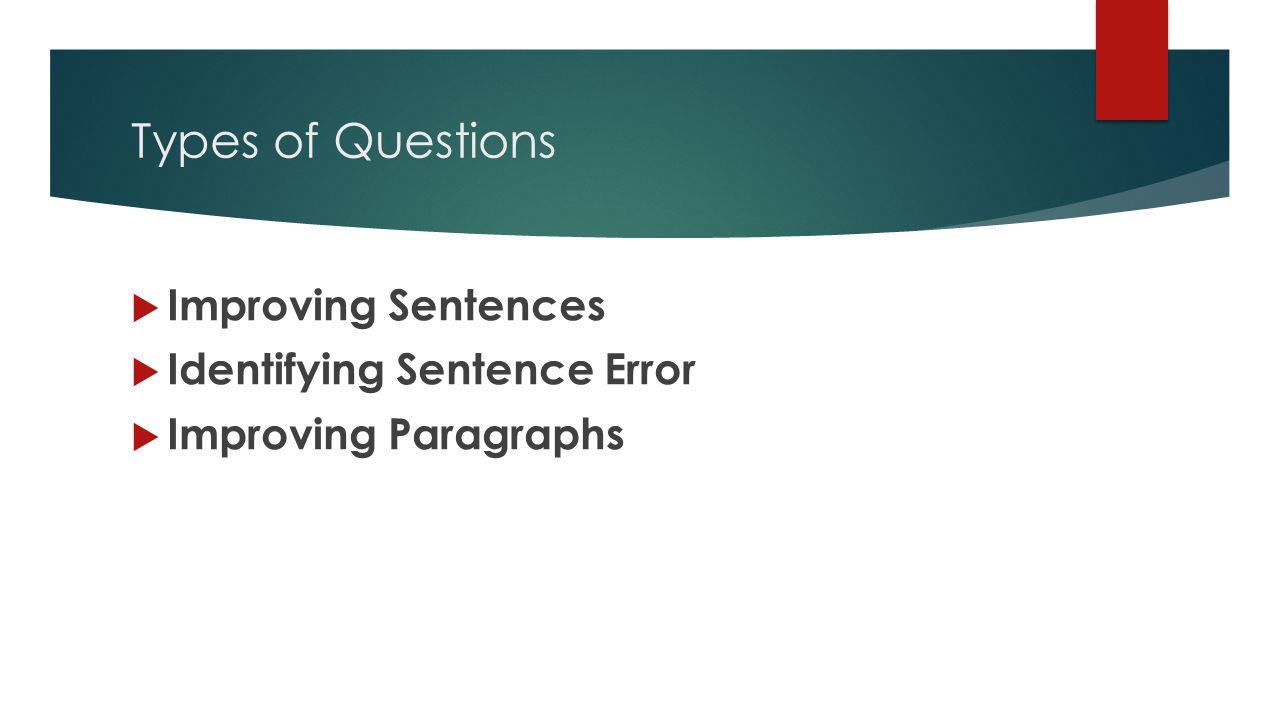What is a common sentence: definition, types of minor members 21
