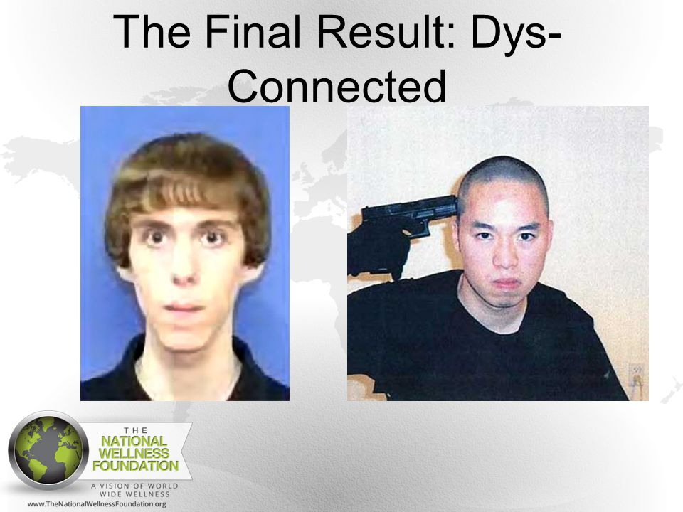 The Final Result: Dys- Connected
