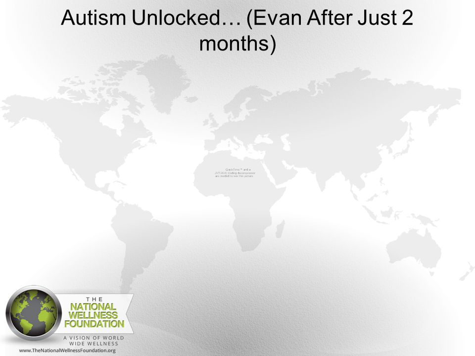 Autism Unlocked… (Evan After Just 2 months)