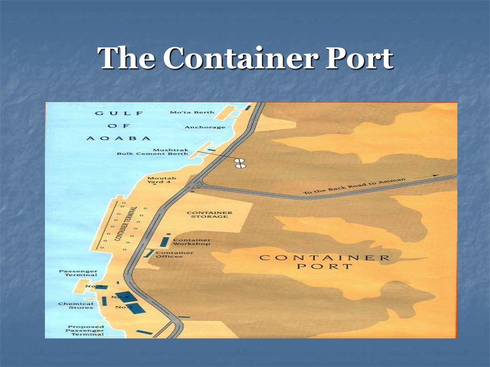 The Container Port