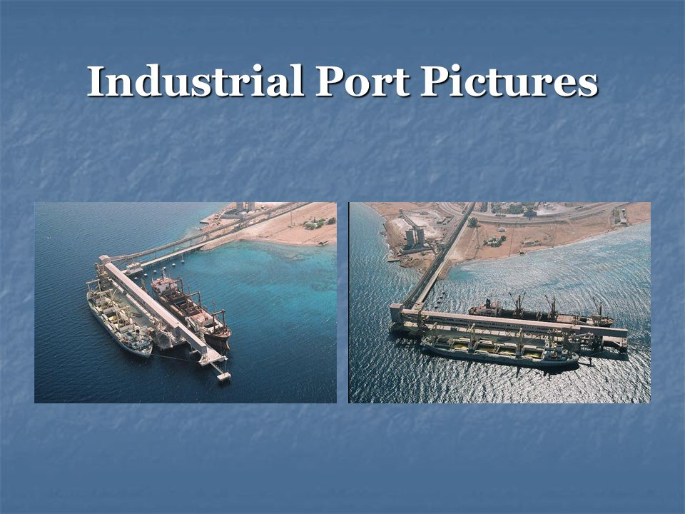 Industrial Port Pictures