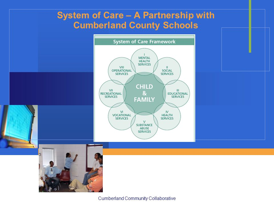 Cumberland Community Collaborative System Of Care A Partnership