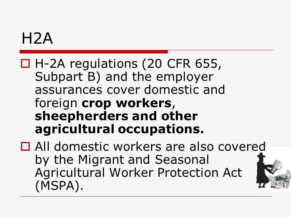 Investigating Farmworker Complaints Unit 5: Foreign Labor ...