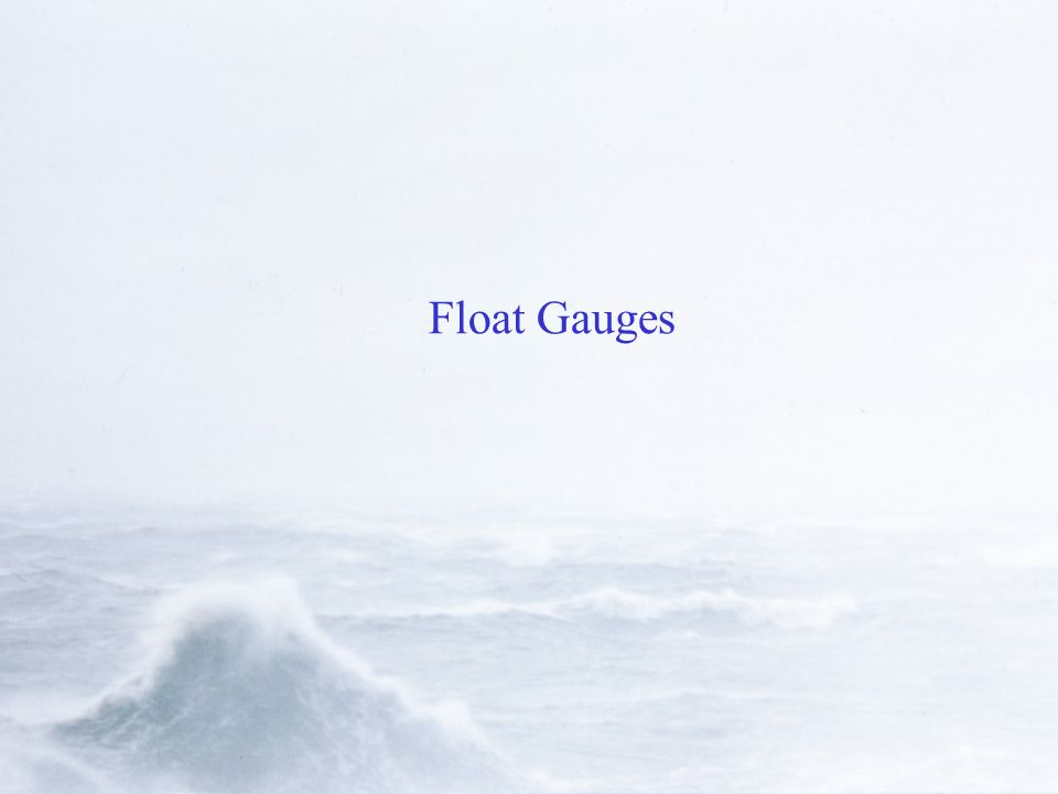 Float Gauges