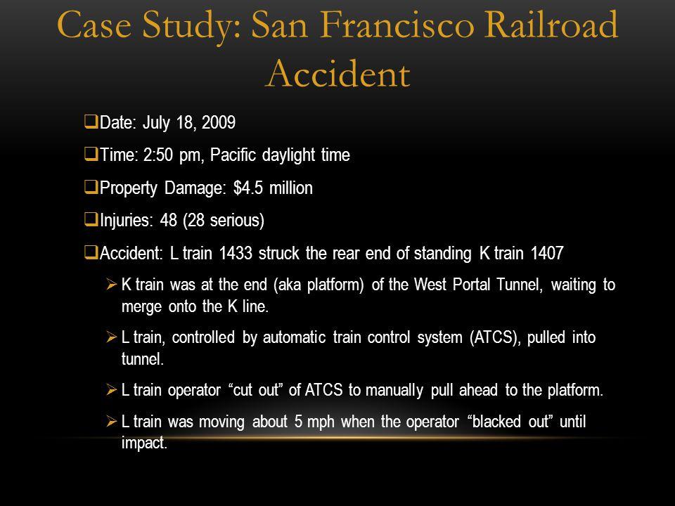 Human Reliability Analysis: Accounting for Human Error on Light Rail