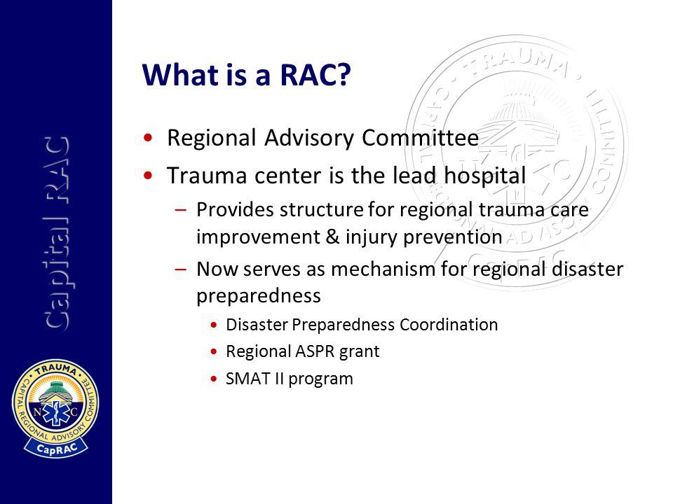 Capital RAC NC RACs: An EM Partner in Disaster Response Dale
