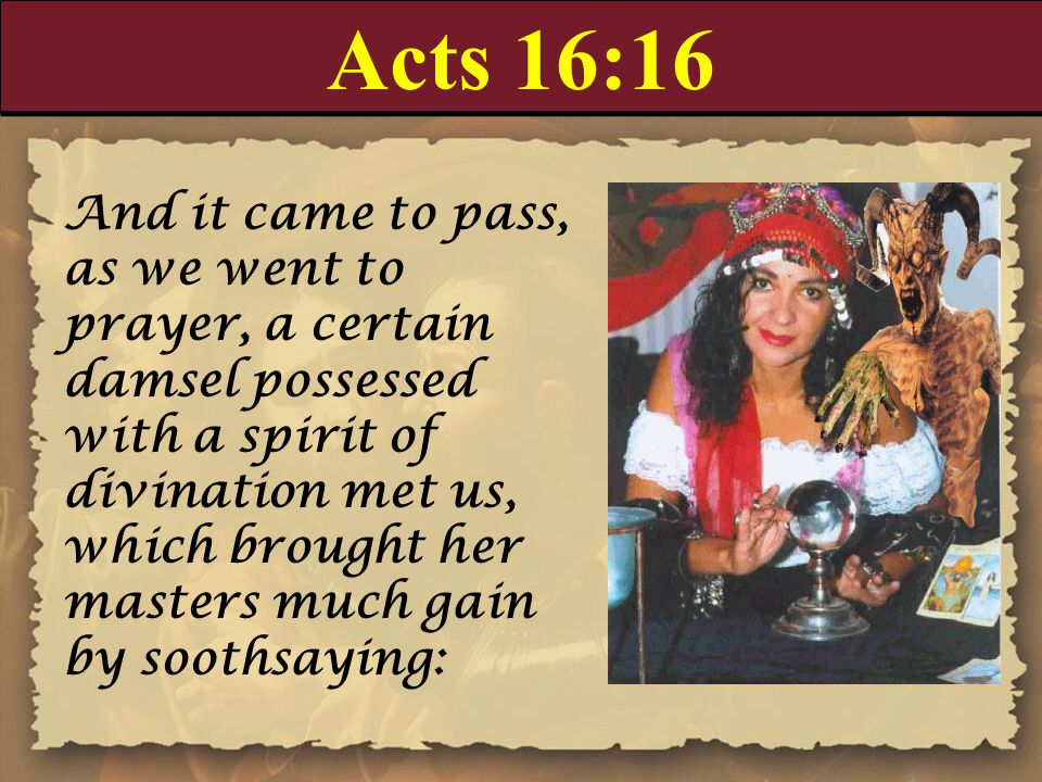 Book of Acts Chapter 16 Theme: The second missionary journey
