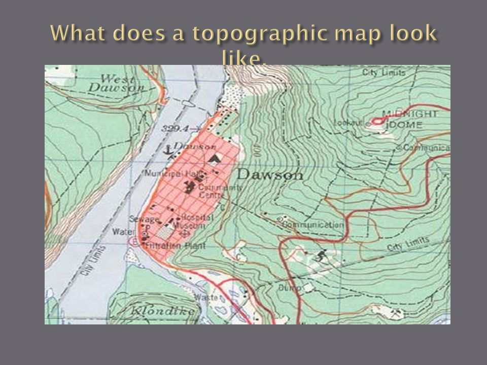 A topographic map is a special type of map that shows the contour 4 elevations are typically referenced to sea level a contour line connects points of the same elevation a type of isoline gumiabroncs Image collections