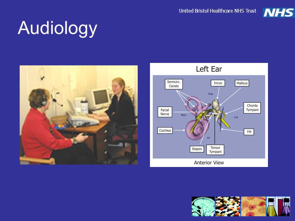 Audiology United Bristol Healthcare NHS Trust