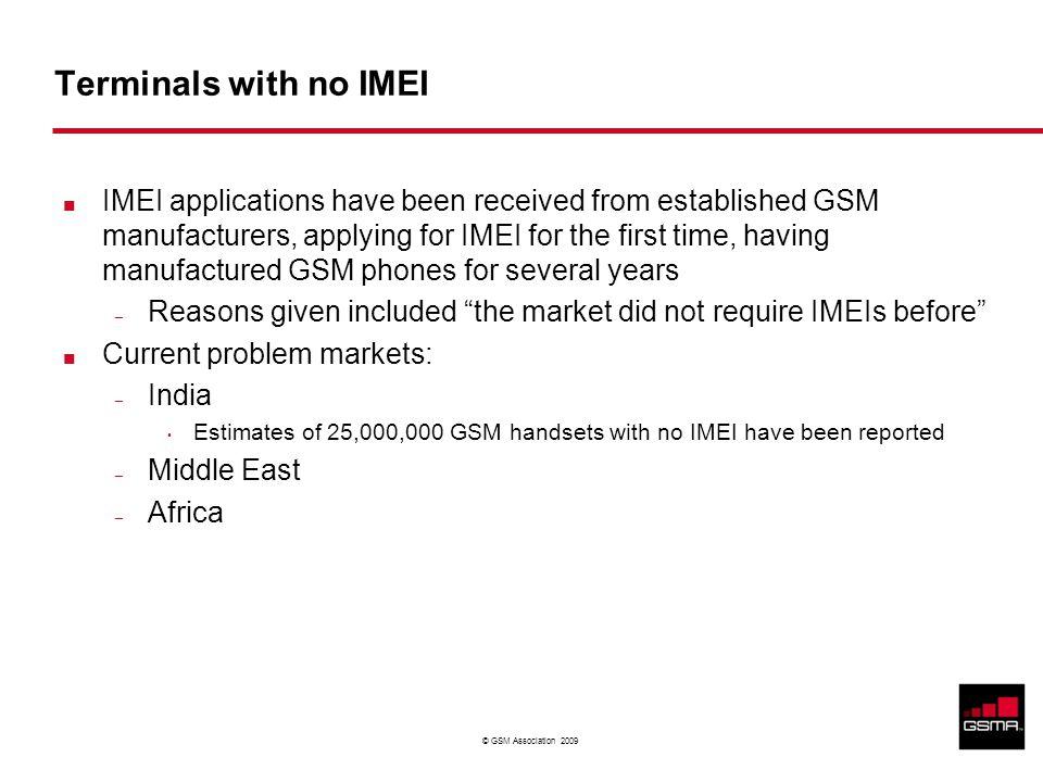 Gsma Imei Database