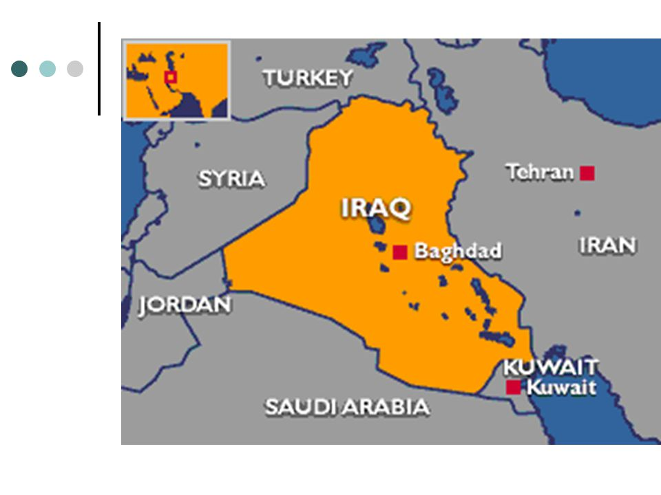 Iraq: Facts Population 17 9 million (1991 estimate) Language