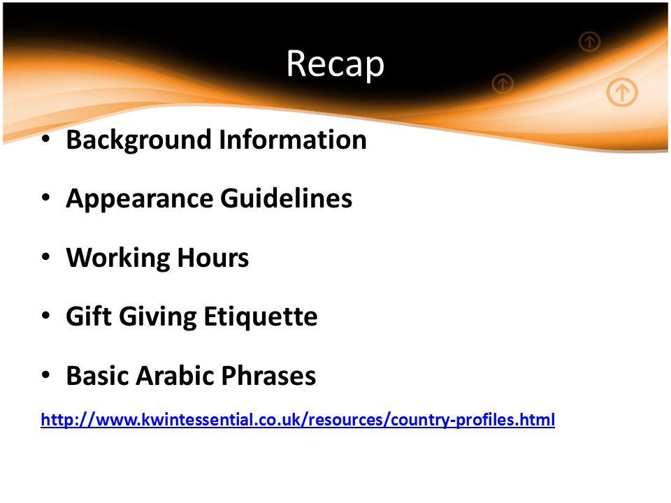 International business etiquette in iraq michael pickens ppt download 11 basic m4hsunfo