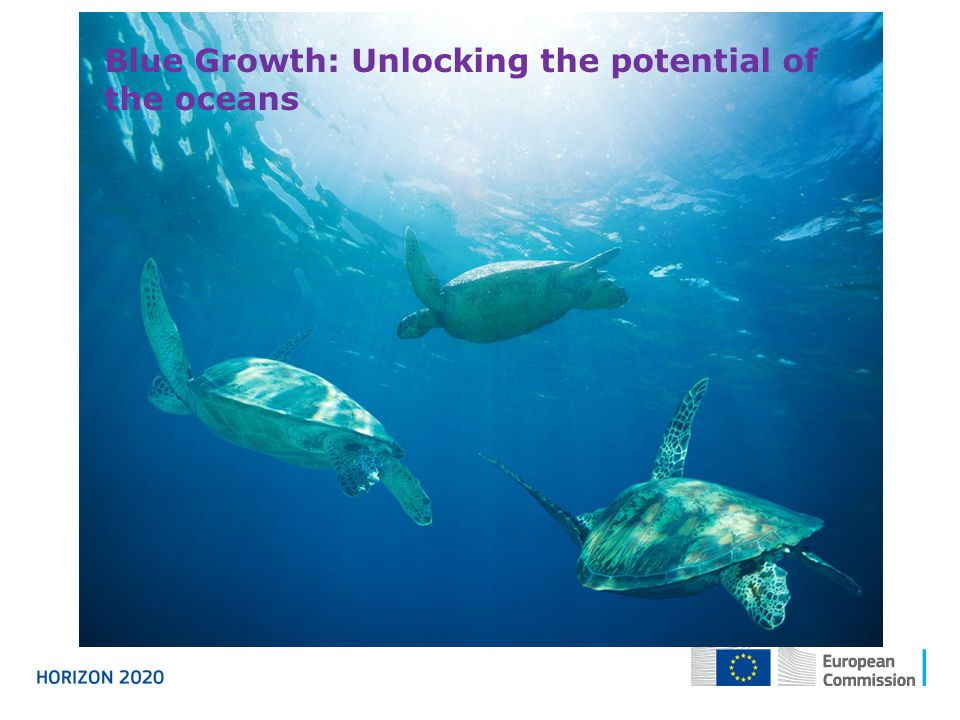 Blue Growth: Unlocking the potential of the oceans
