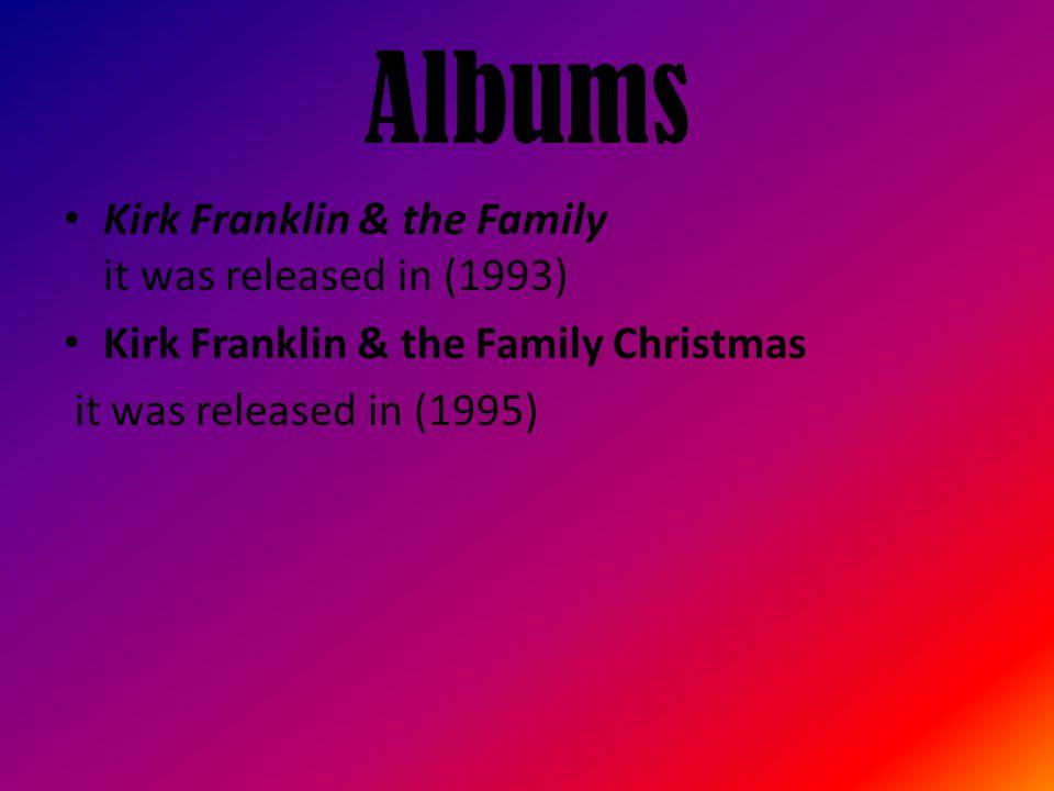 By: Robin Anderson. Journal Information Kirk Dwayne Franklin was ...