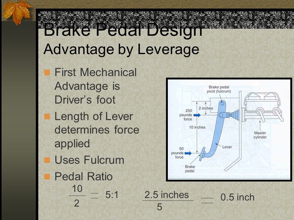 Brake System Fundamentals Walla Walla Community College Automotive