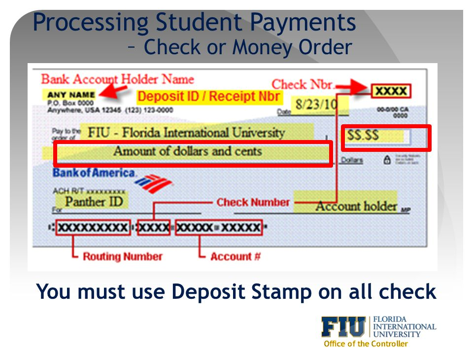 Processing Student Via Cashiering Service Self Payment Download - Employee Ppt