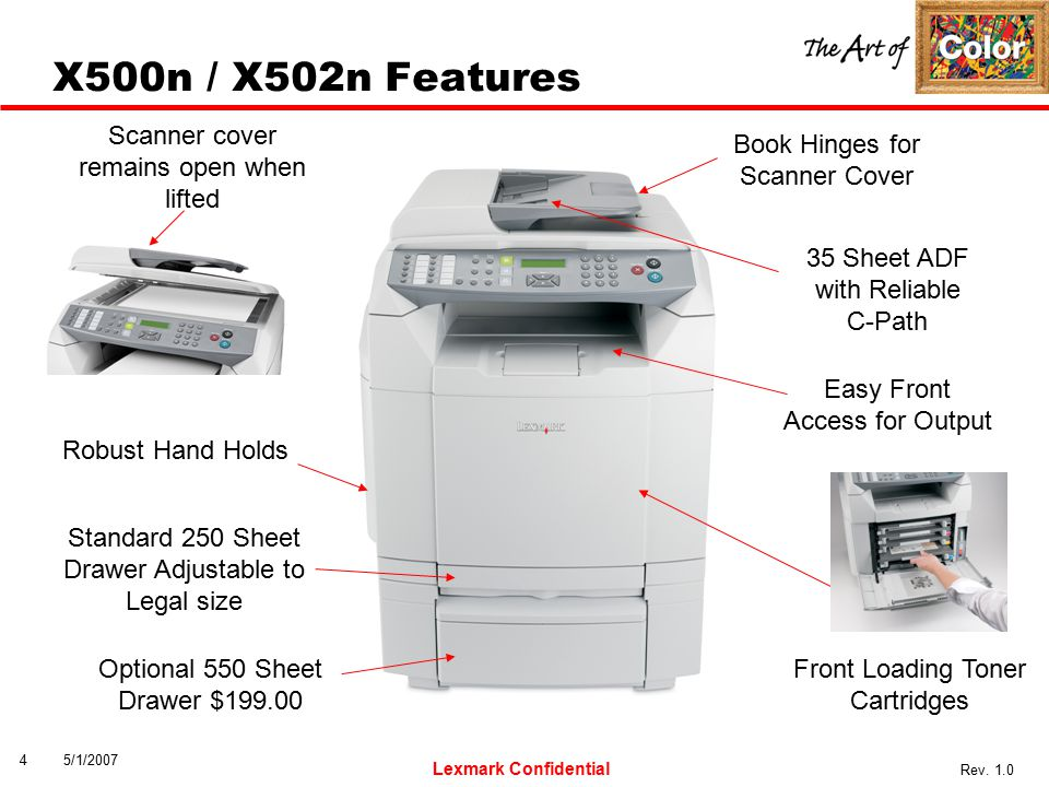 Lexmark X502n Printer Network TWAIN Windows 8