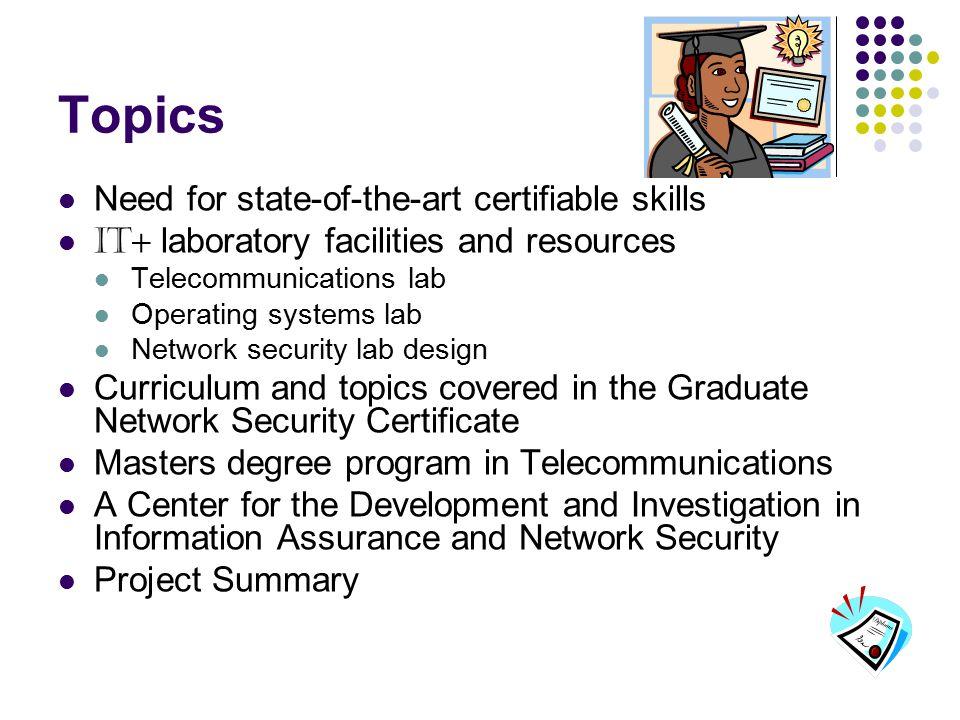Information Assurance Network Security Certificate Prof Rafael M